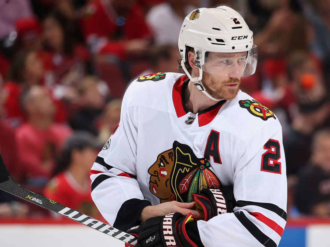 Blackhawks' Keith wants to play until age 45: 'I feel like I'm 22'