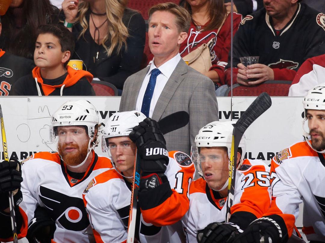 Flyers Fans Call For Hakstol's Firing As Losing Streak Reaches 7 Games