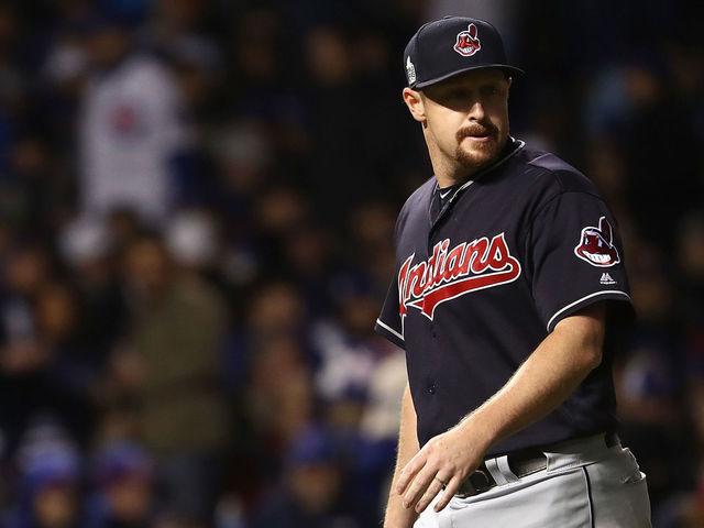 Report: Bryan Shaw has received multi-year offers from 2 teams