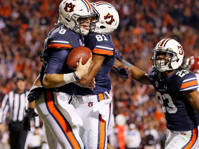 Brett McMurphy's bowl projections: Auburn silences the doubters