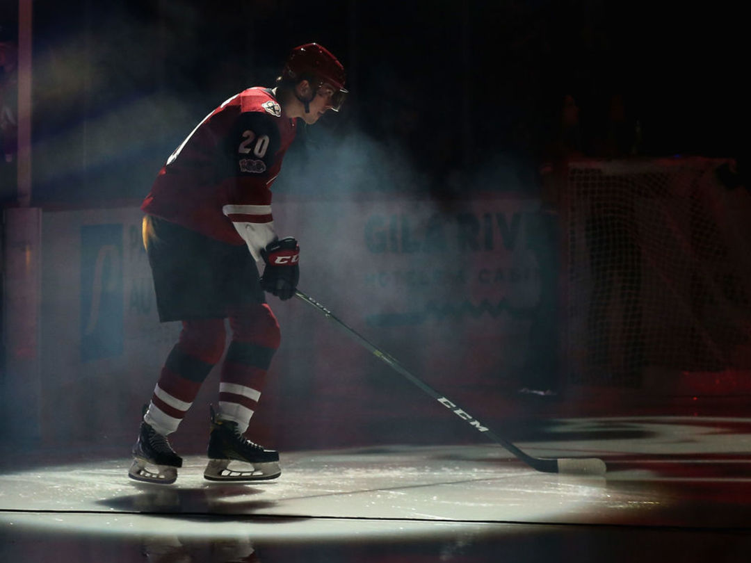 Coyotes recall Strome after run of AHL dominance