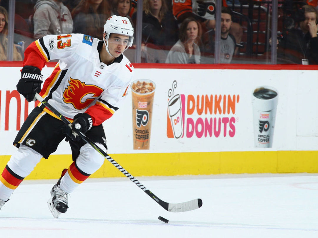 NHL Player Power Rankings: Gaudreau outshines Lightning stars