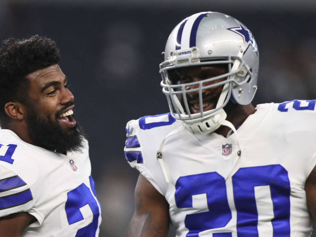 Darren McFadden retires after release from Cowboys