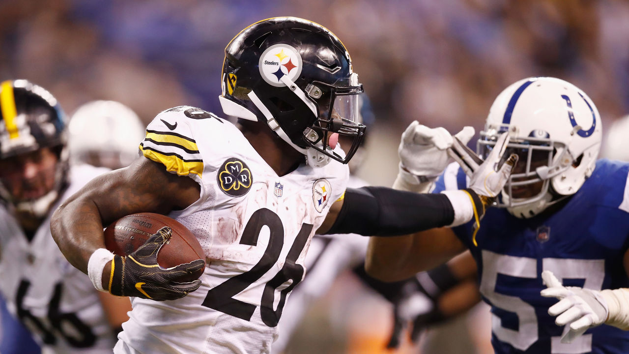 The Steelers won't rest Le'Veon Bell – even if they should