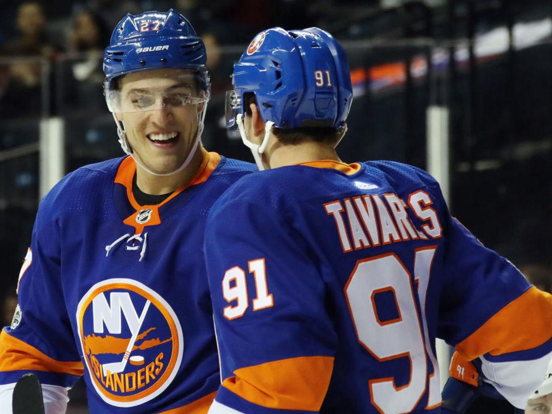 Islanders' Lee Is NHL's 2nd-highest Goal-scorer Over Last Year