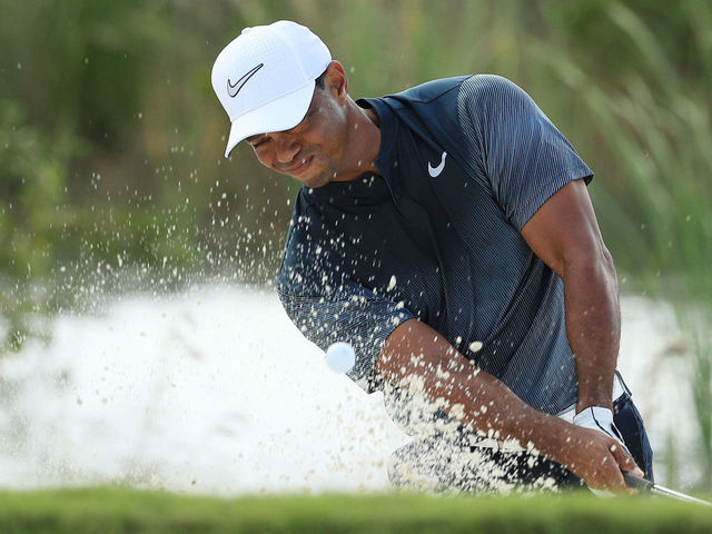 Finding the silver lining in Tiger's 3rd-round 75