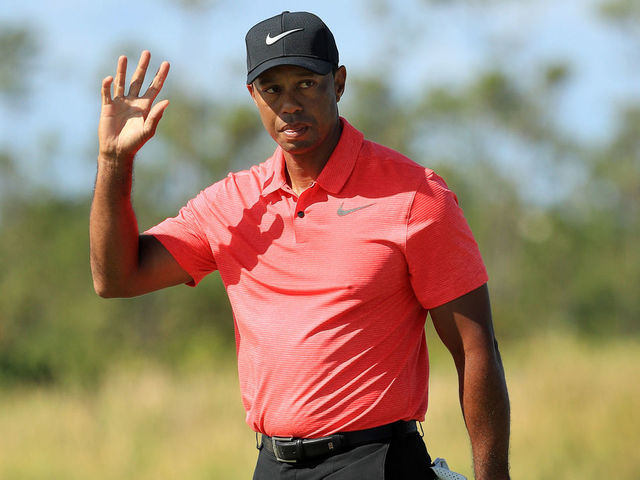 Woods fires final-round 68, finishes Hero World Challenge at 8-under