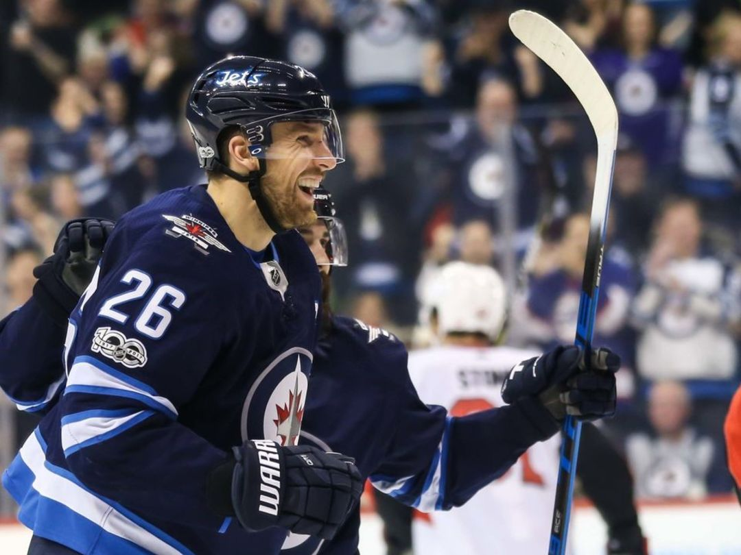 Innovative Design: Incredible passing key to Jets' lethal power play