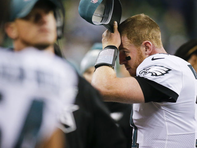 NFL Power Rankings - Week 14: Eagles finally give up No. 1 spot, Cowboys bounce back