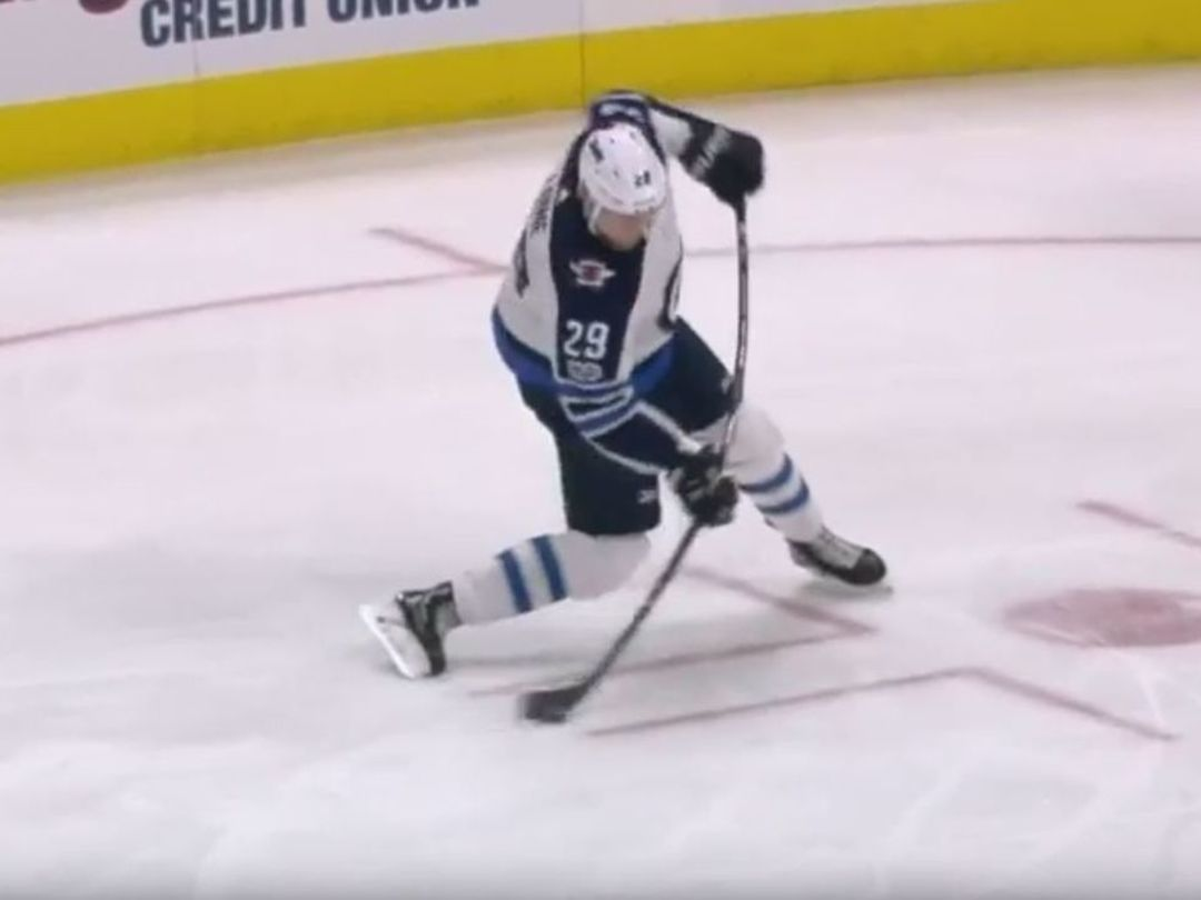 Watch: Laine rips home 50th career goal to join elite company