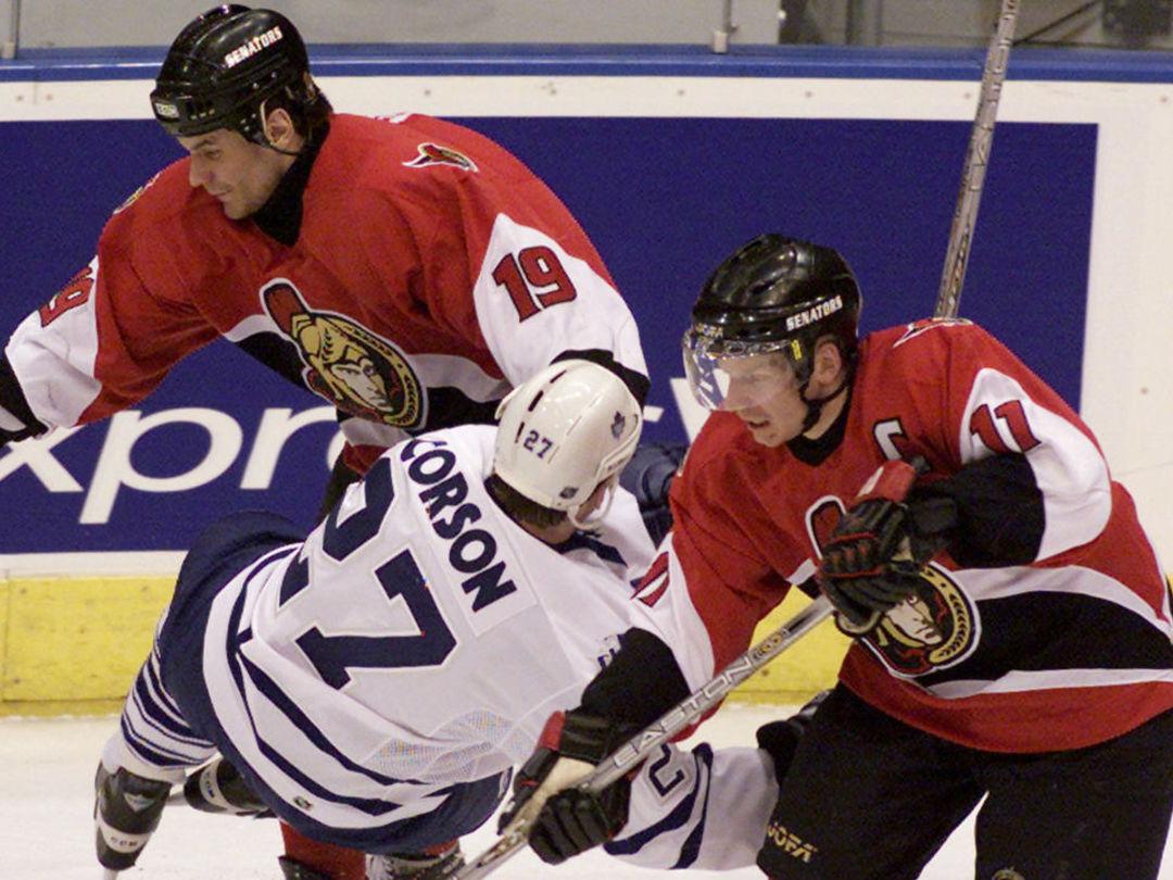 Alfredsson, Yashin highlight Senators' Alumni Classic roster