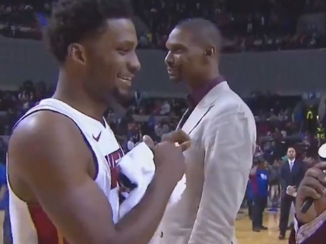 Like a Bosh: 5 classic video bombs from former Heat star