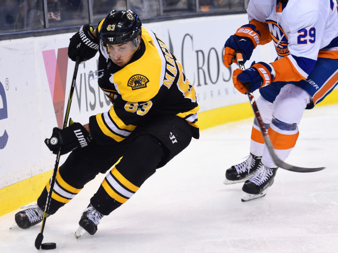 Marchand avoids suspension for hit on Tavares