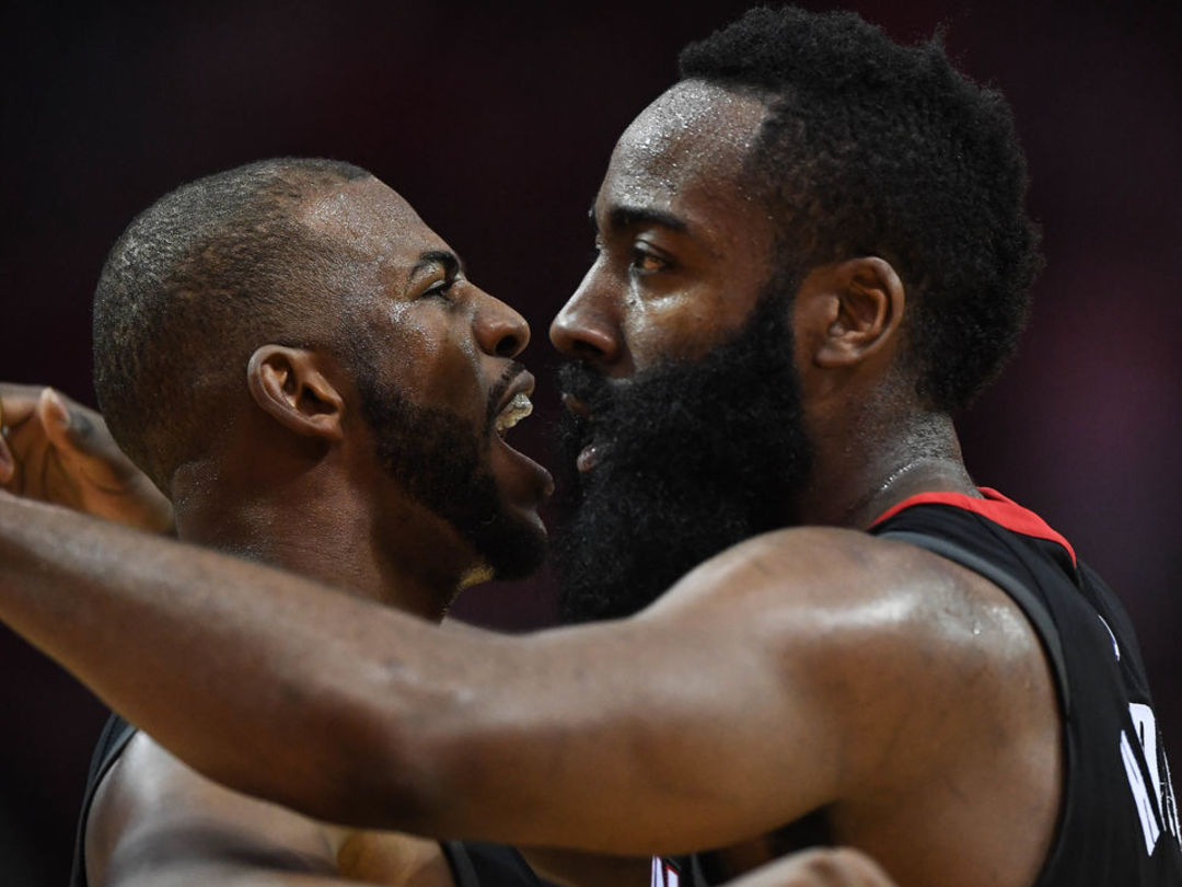 30 Words for 30 Teams: Rockets sit pretty atop NBA Power Rankings
