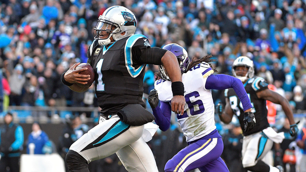Innovative Design: Newton's running ability gives Panthers the ultimate weapon
