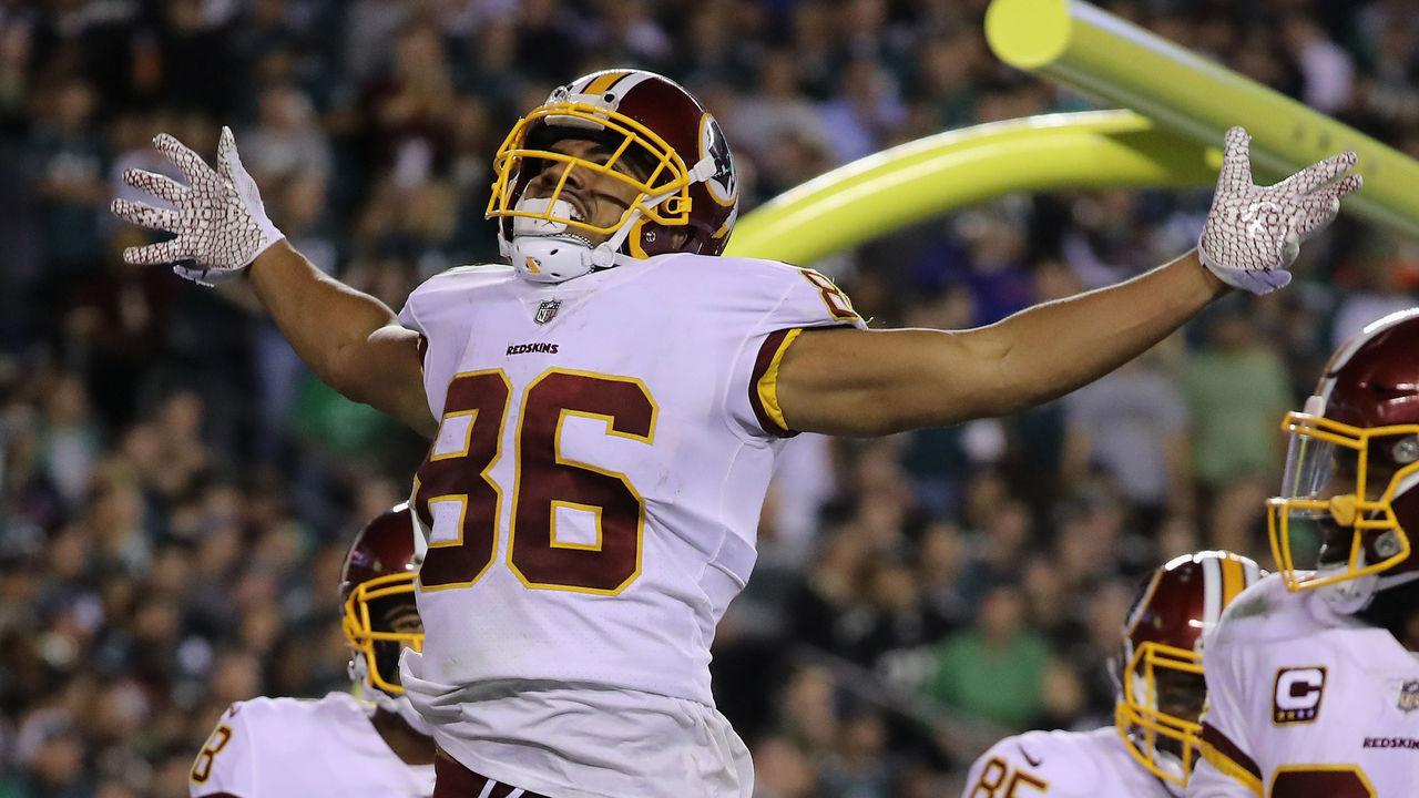 Redskins send Jordan Reed to IR, ending disappointing season