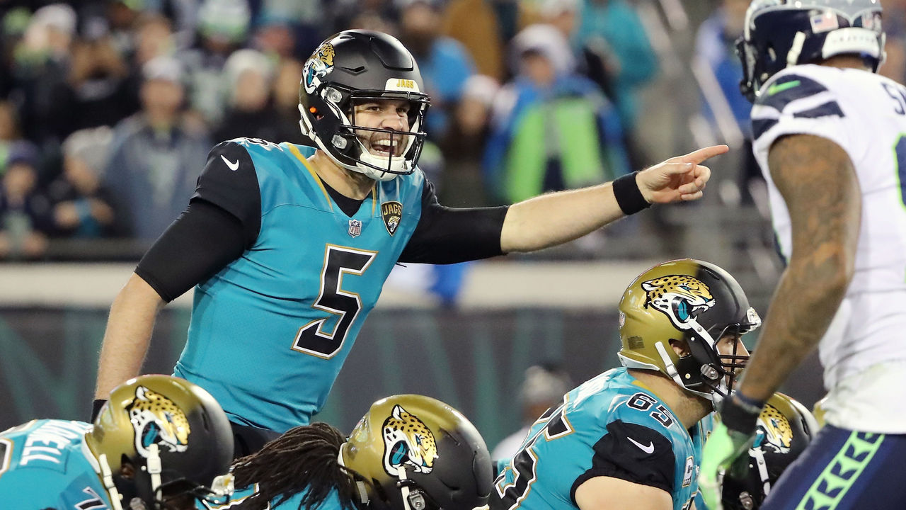 Like it or not, Blake Bortles has played well enough to keep his job