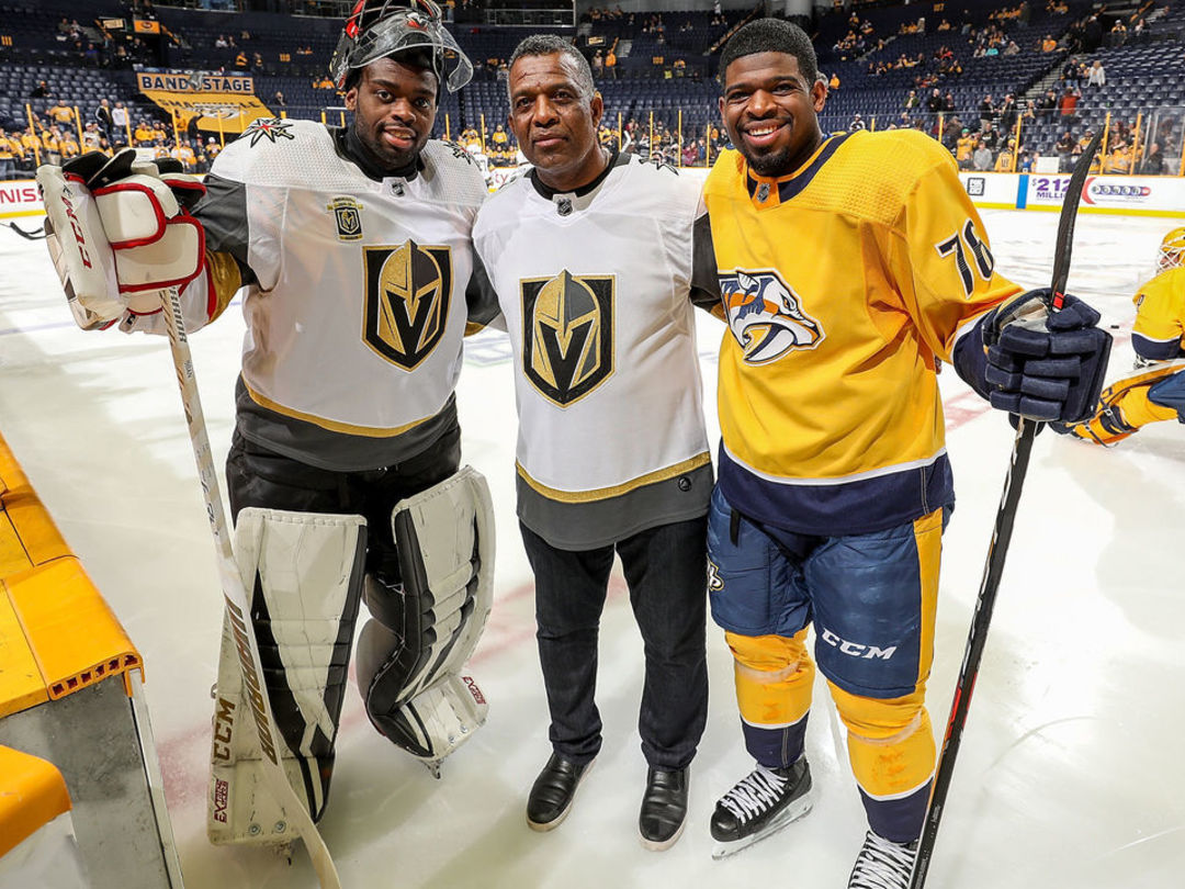 How He Did It: Karl Subban on being a proud NHL patriarch