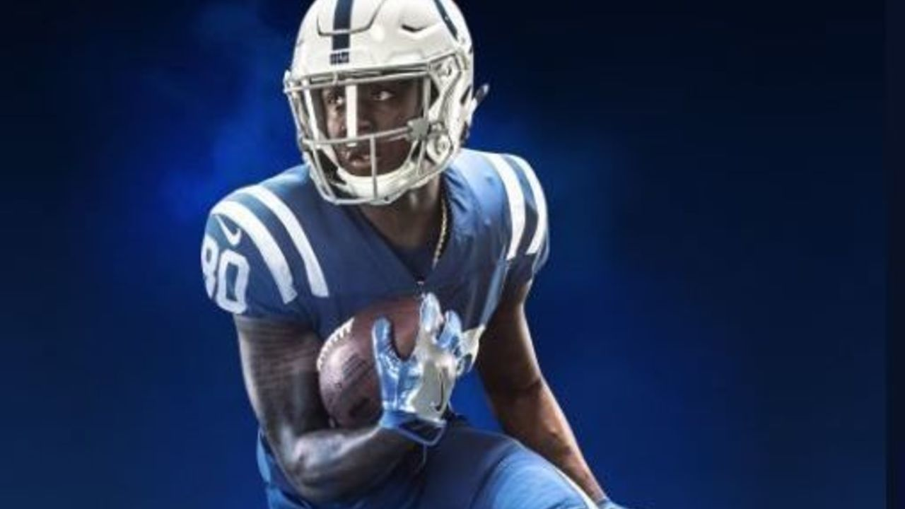 new product 0f115 8bc7f Colts to debut Color Rush uniforms vs. Broncos – AllDayNFL.com