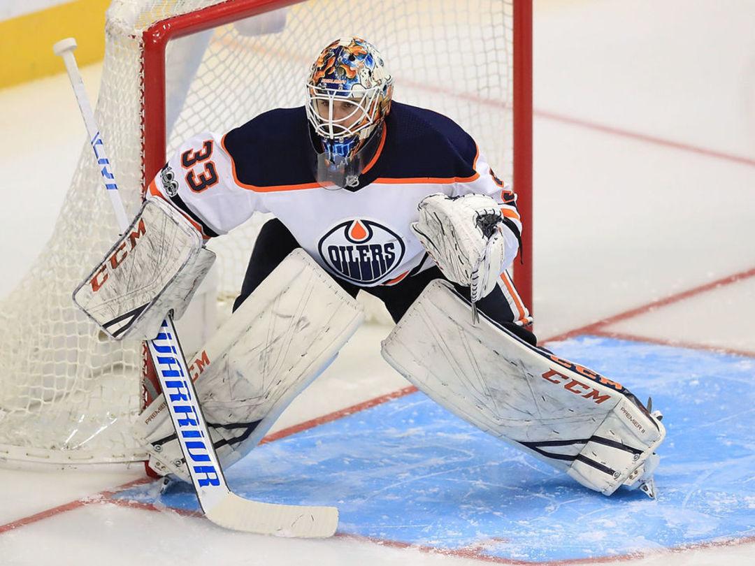 Talbot's return could spark win streak Oilers desperately need