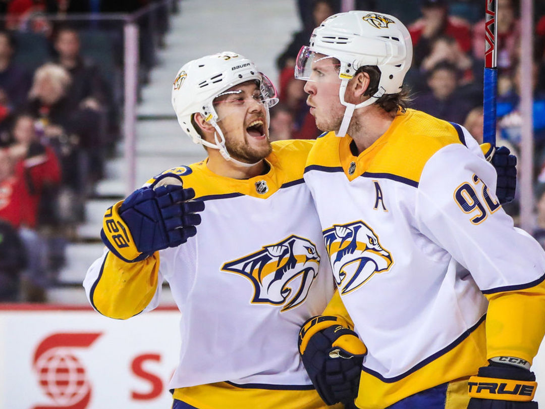 NHL Power Rankings: Top-slotted Predators returning to playoff form