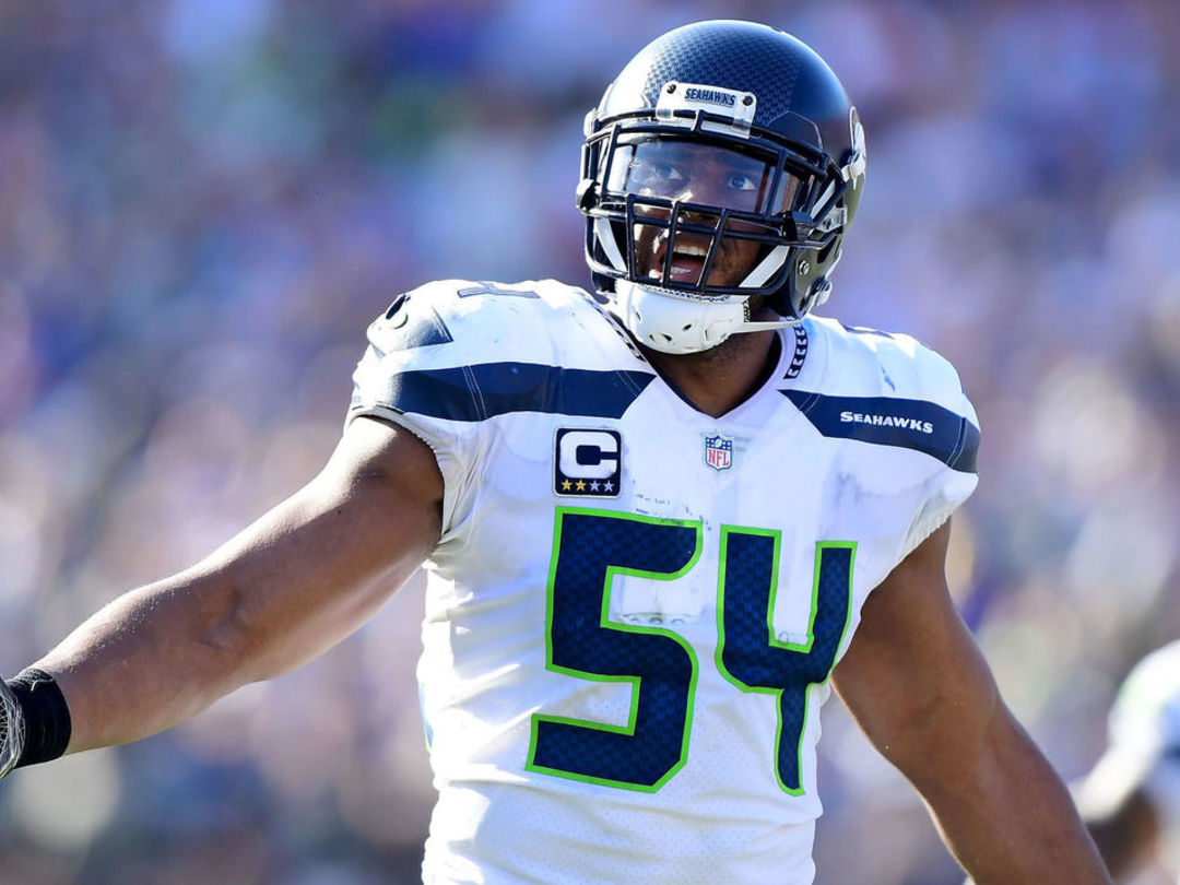 Seahawks' Wagner active for key NFC West game vs. Rams