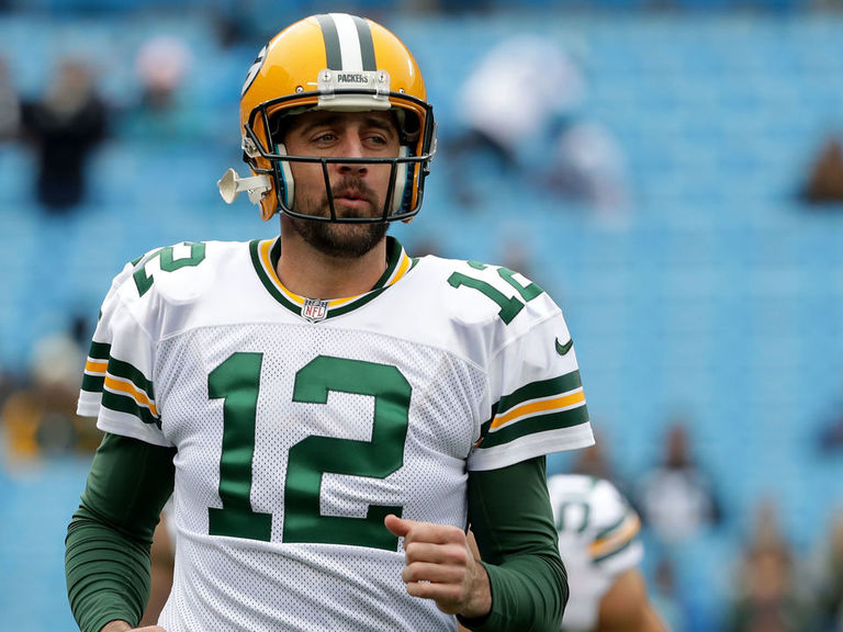 Bucks announce Aaron Rodgers as part-owner