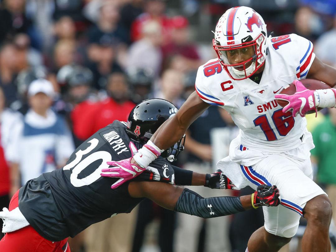 SMU's Sutton announces intentions to enter 2018 NFL Draft