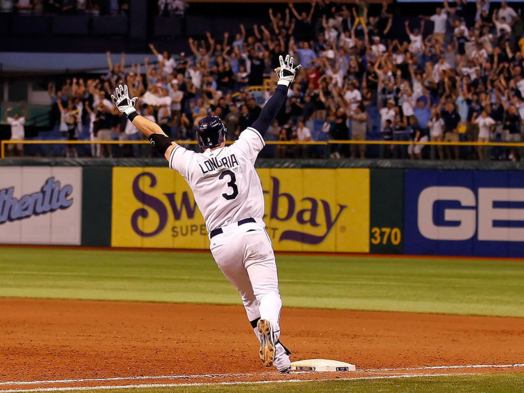 Longoria thanks Rays franchise, fans with full-page newspaper ad