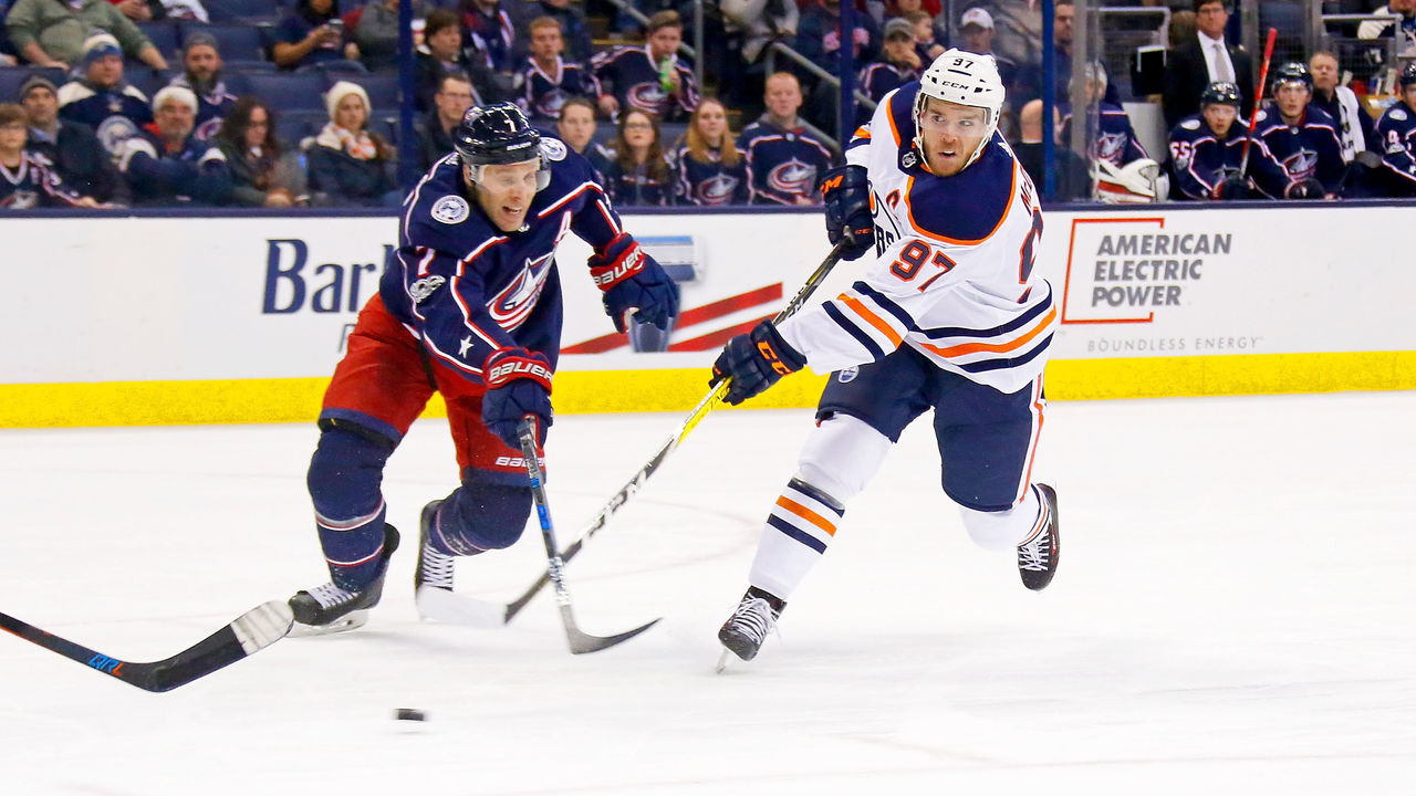 Connor McDavid, NHL Person Of The Year