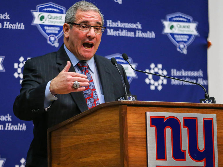 Giants GM hints at potentially trading down during draft