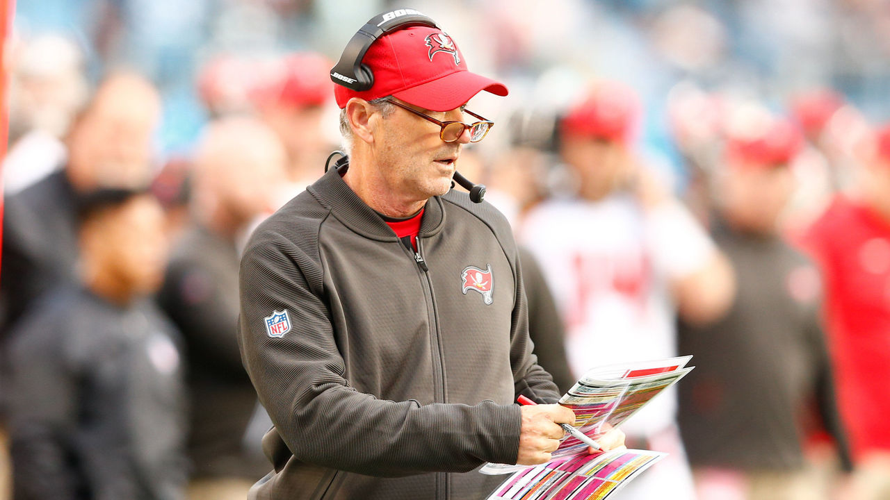 Koetter confirms he will return as Buccaneers' coach in 2018