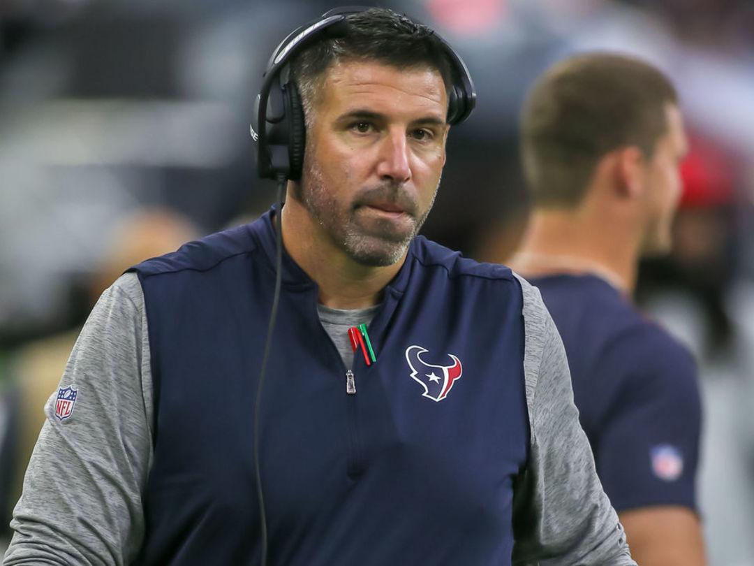 Titans hire Mike Vrabel as head coach