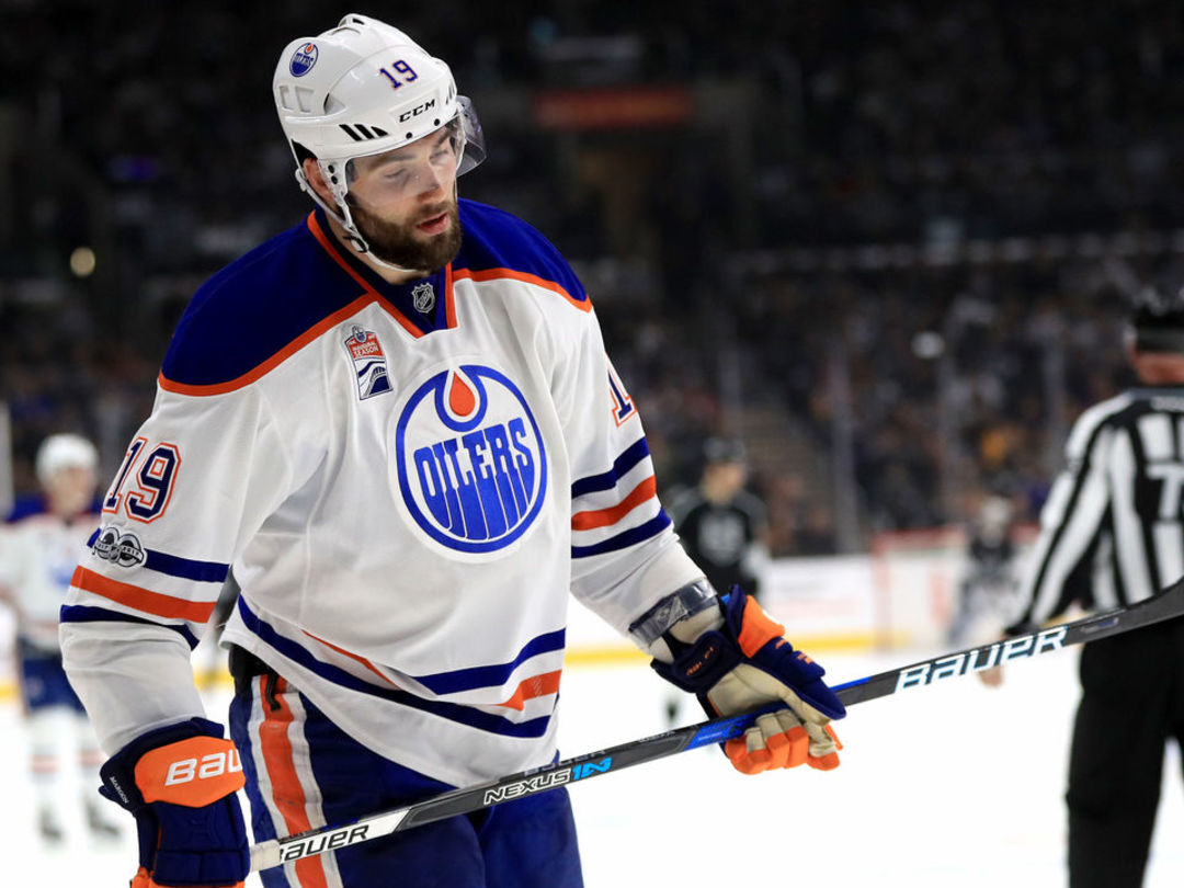 Oilers' Maroon to have hearing for hit on Doughty