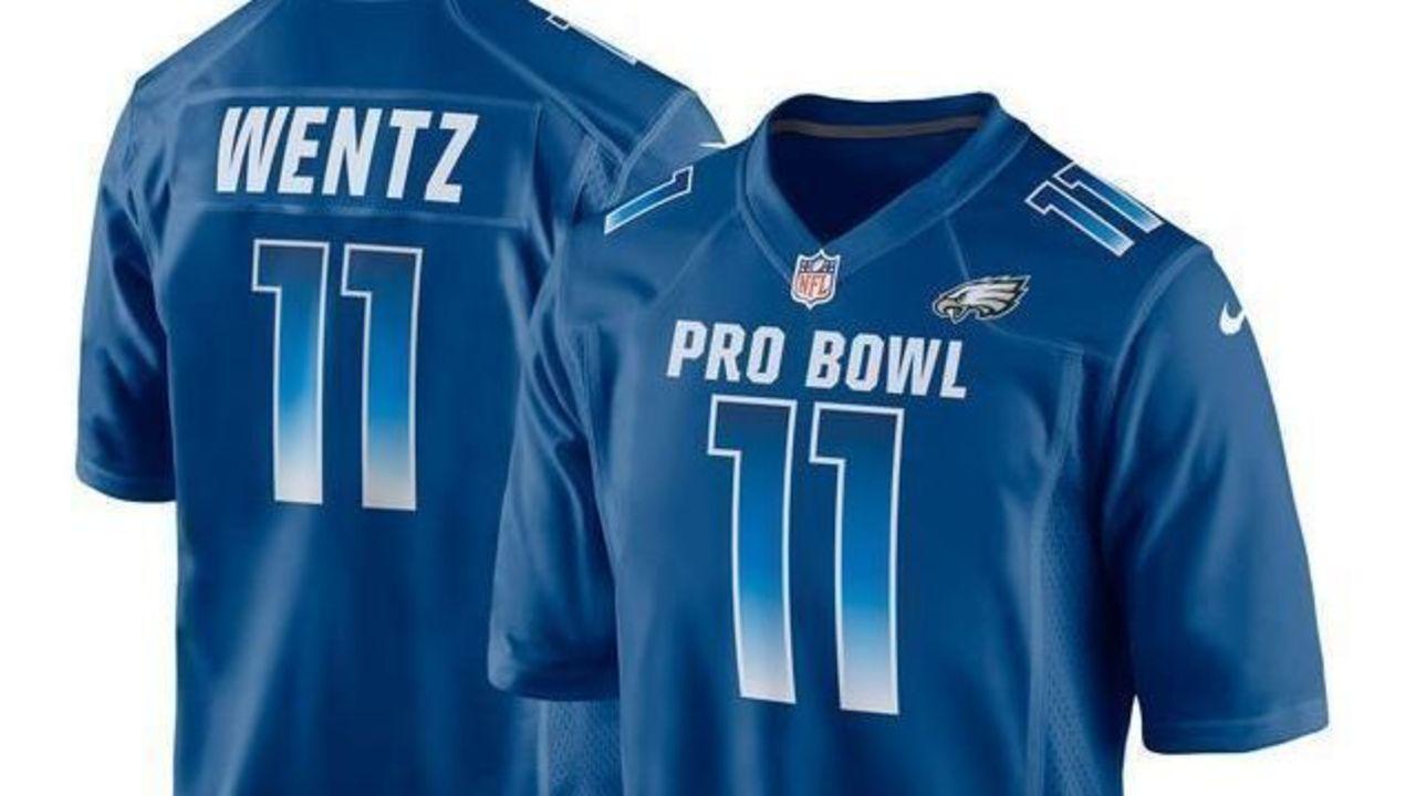 new arrival 6431d 1e063 NFL reveals 2018 Pro Bowl jerseys   theScore.com