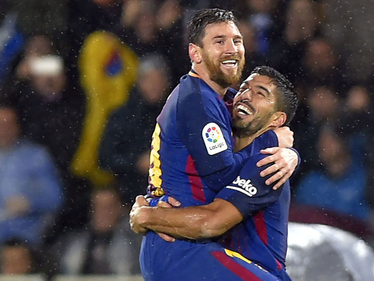 Footy Power Rankings: Barcelona vaults humbled Manchester City