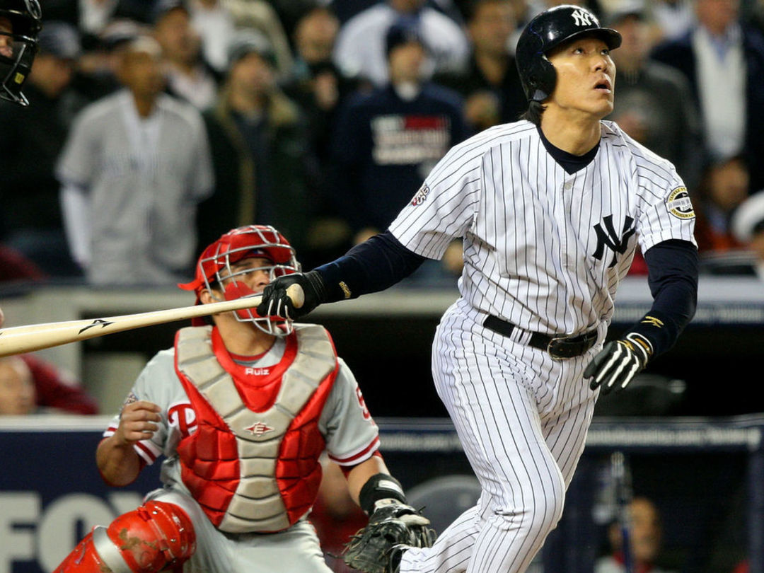Former Yankees star Matsui elected to Japanese Baseball Hall of Fame