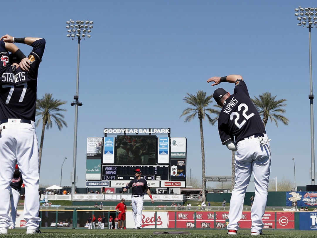 MLB announces spring training report dates for all teams