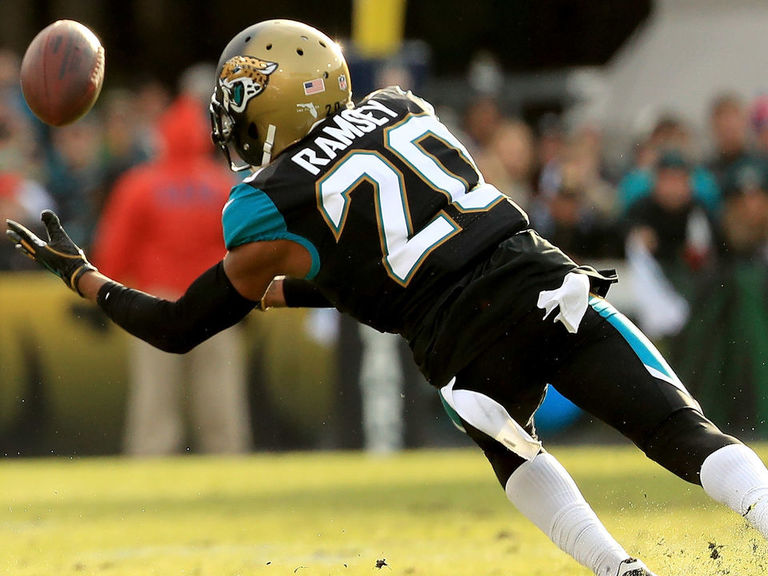 Ramsey dismisses Patriots' praise: Jaguars are already gassed up
