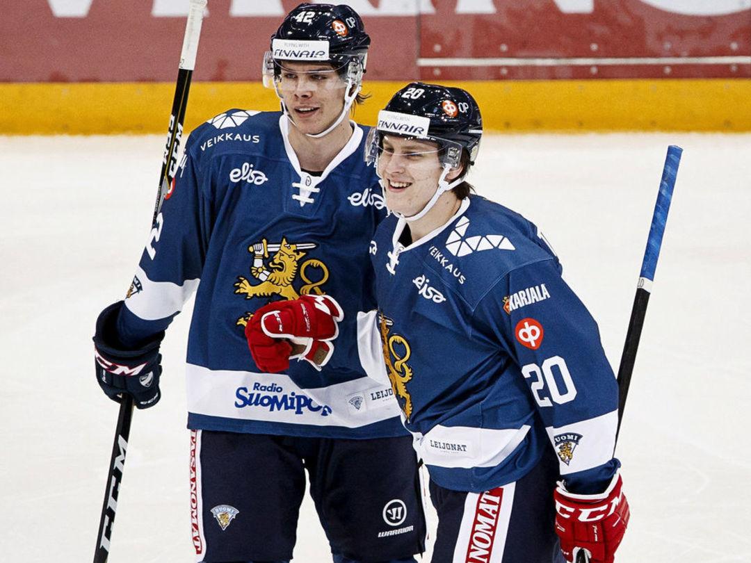 Finns to the NHL in a flash: Heiskanen, Tolvanen are ready