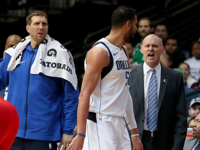 Watch: Mavs' Carlisle tells Mejri to 'get the f--- out of here' after ejection