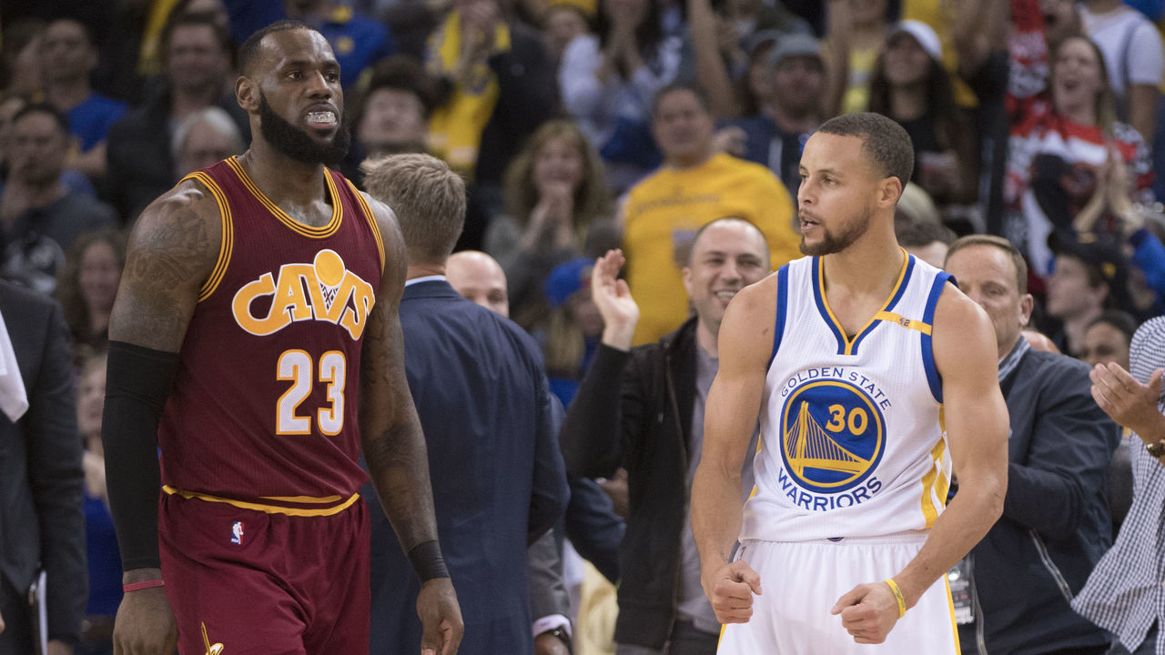 c47ed110c7f4 How Curry and LeBron s All-Star draft will play out