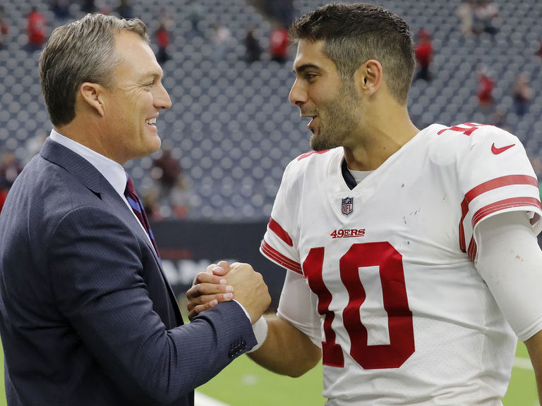 70c3be44c Keep on dealin   Why 49ers should make big FA splashes after Garoppolo deal