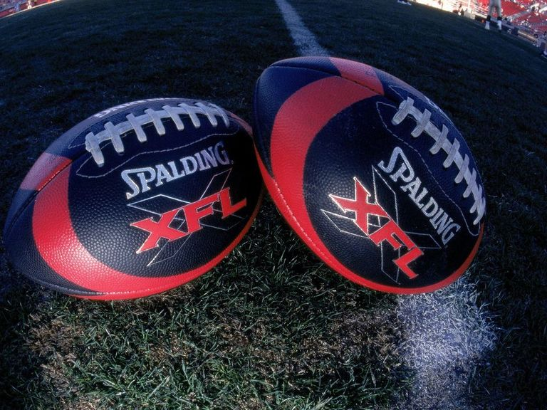 XFL reveals 8 team names, logos for 2020 season
