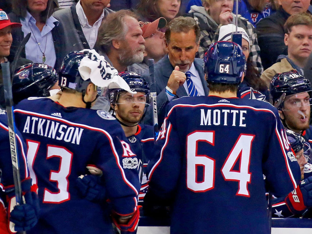 Tortorella: Worth taking a chance on 'inconsistent' goalie interference calls