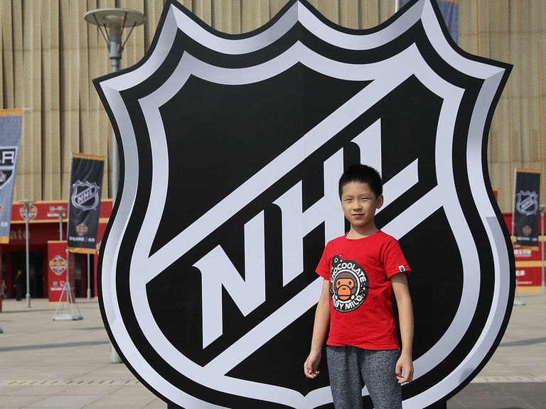 NHL to play 2 preseason games in China in mid-September