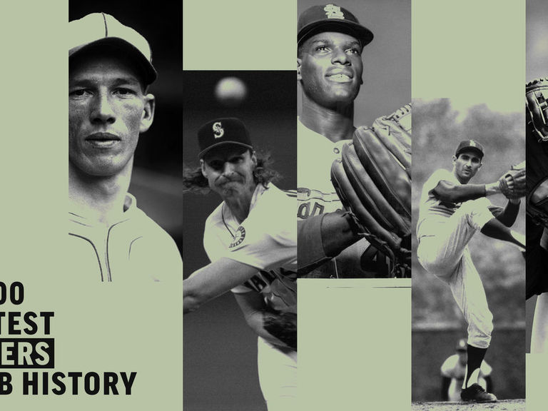 Ranking the greatest pitchers in baseball history: Nos. 20-1