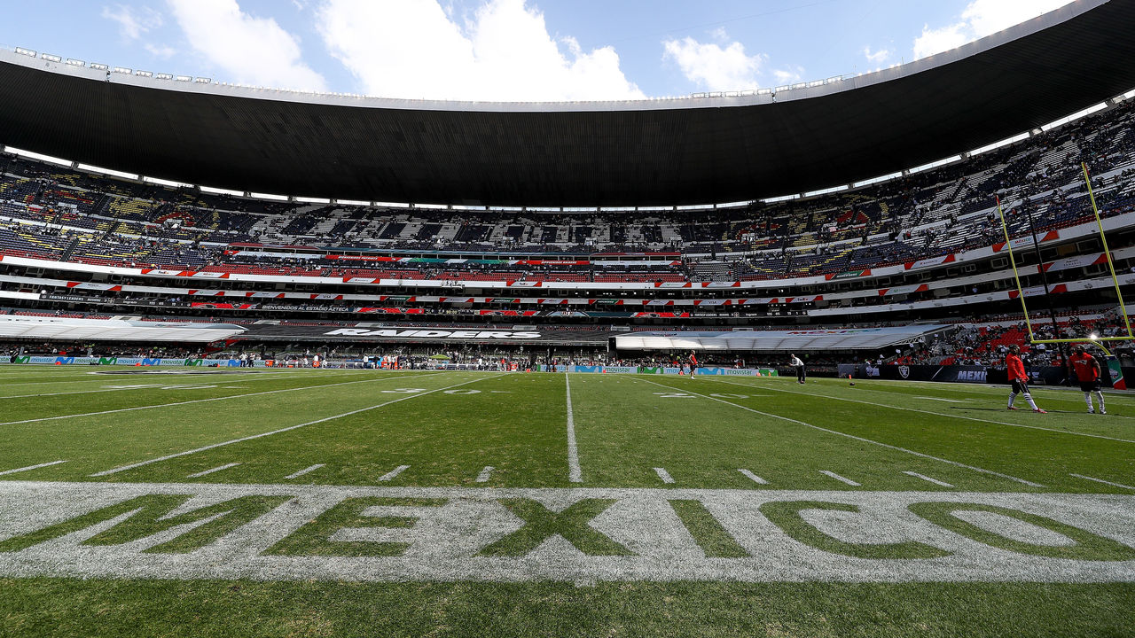 Rams, Chiefs to play in Mexico City during 2018 season