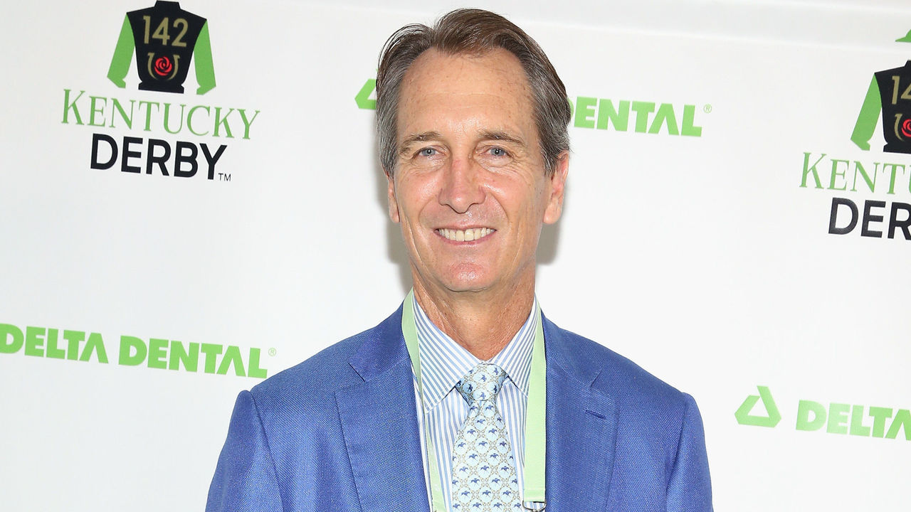 LOUISVILLE, KY - MAY 07: Cris Collinsworth attends the Delta Dental Celebrity Green Room during the 142nd Kentucky Derby at Churchill Downs on May 7, 2016 in Louisville, Kentucky.