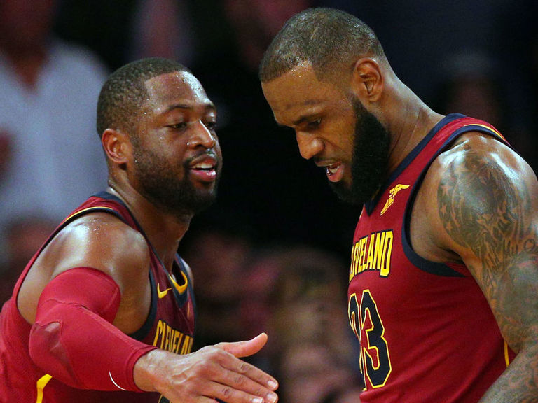 Report: Cavs consulted with LeBron before trading Wade